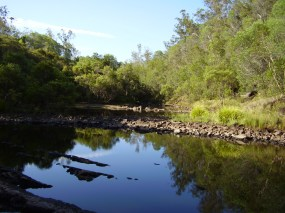 Beautiful Tinana Creek